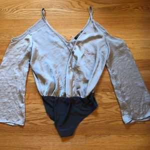 Discovery Blouse Bodysuit